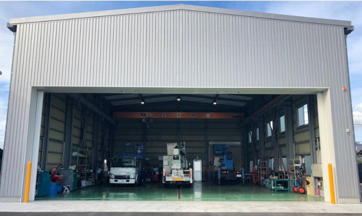 土浦工場開設